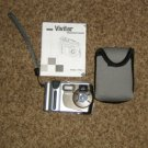 Vivitar Vivicam 20 Digital Camera and Case #301348