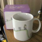 Gibson Greetings Almost Over the Hill Novelty Mug from Neat Stuff in Original Box #301523