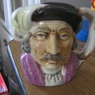 Vintage Colonial or Victorian Era Man Toby Mug #301546