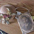 House of Louis Nichole Victorian Hat Ornament #301603