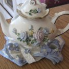 Lady Jayne Ltd. Decorative Teapot Kitchen Recipe, Note and Pen Holder  #301646