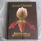 Birthdays and Anniversaries: Orchid Babies by Anne Geddes (1996, Hardcover) #301696