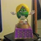 M&M Madame Green Fortune Teller Candy Dispenser #301761