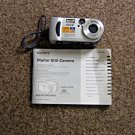 Sony Cyber-shot DSC-P71 3.2 MP Digital Camera  #301474