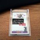 Apex Data 4MB ATA Flash Memory Card #301477