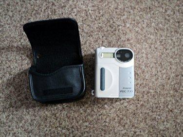 Polaroid PhotoMAX PDC-700 0.8 MP Digital Camera - Silver  #301512
