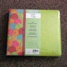 Christmas Cool Yule Post Album Scrapbook 8x8 Colorbok  #301421