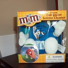 M&M's Blue Chamois Computer Screen Cleaner Soft NIB #301360