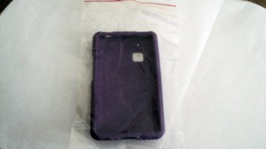 LG 840G Cell Phone Purple Rubberized Hard Case Cover #302142