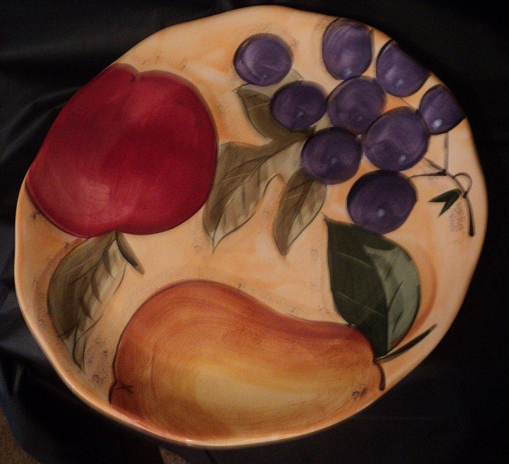Home Trends Verdona Dinner Plates #302206