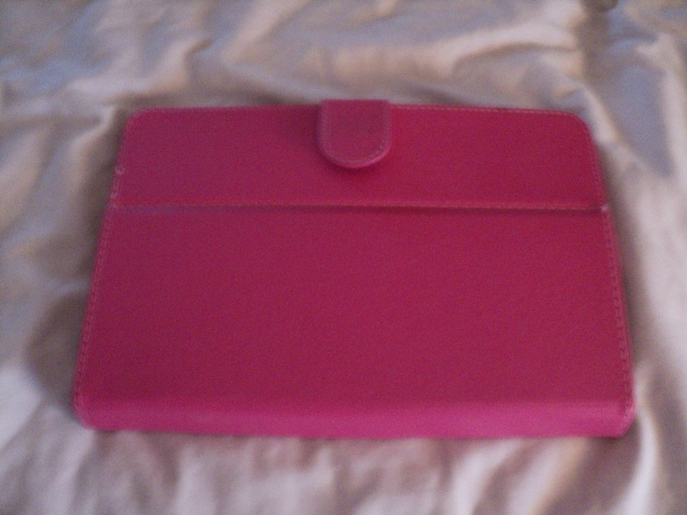 """Universal PU Leather Folding Stand Case Cover For a 9"""" Android Tablet PC #302241"""