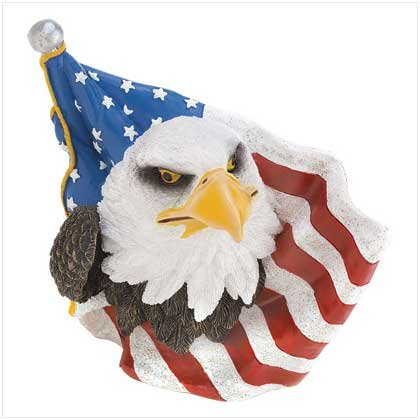 ALL-AMERICAN EAGLE FIGURINE