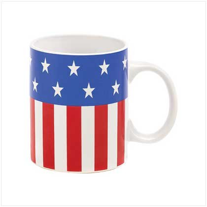 ALL-AMERICAN COFFEE MUG