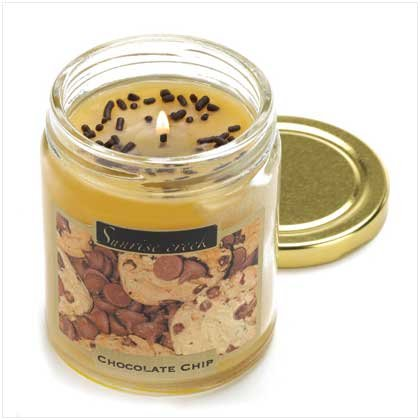 CHOCOLATE CHIP COOKIE SCENT CANDLE