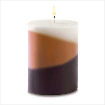CAF� DELIGHTS CANDLE