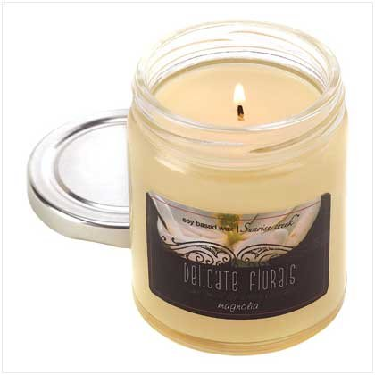 SUNRISE CREEK MAGNOLIA CANDLE