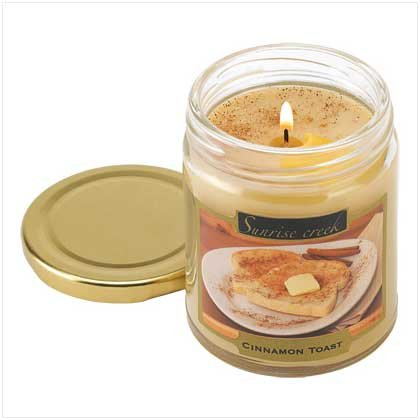 CINNAMON TOAST SCENT CANDLE