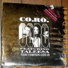 """CO.RO. CORO SEALED'93 PS 12"""" THERE'S SOMETHING GOING ON"""