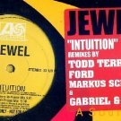 "JEWEL INTUITION 12"" RARE DJ ONLY DOUBLE PACK"