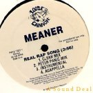"MEANER LOOSE CANNON DJ 1-SIDE12"" + PRESS REAL RAP SONG"