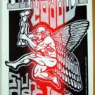BONEDADDYS DoDat '89 Texas Cannibal Club POSTER Jagmo