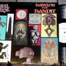 STEEL PULSE OG'86 BABYLON THE BANDIT LP RARE DJ PROMO M