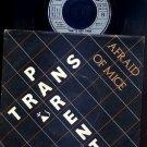 "AFRAID OF MICE Transparents '82 UK Wave 7"" ASD"