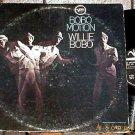 WILLIE BOBO OOP ORIGINAL '67 LP LATIN BOBO MOTION