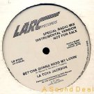 "LA TOYA JACKSON '83 DJ 12"" Betcha Gonna Need My Lovin'"