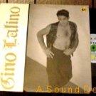 "GINO LATINO RARE '91 PS 12"" EL AMORE '91 TECHNO REMIX"