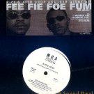 """K-CI & JOJO FEE FIE FOE FUM 12"""" MINT WL DJ PRO REMIX"""