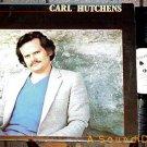 CARL HUTCHENS '82 AUSTIN TEXAS PRIVATE LP AUTOGRAPHED