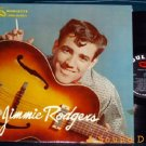 JIMMIE RODGERS S/T '58 LP Kisses Sweeter than Wine