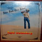 LANNY ROSS DAVE AIN'T HERE BAND HOT COUNTRY PRIVATE LP