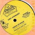 "AMII STEWART ORIGINAL '78 DISCO 12"" KNOCK ON WOOD PROMO"