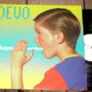 DEVO SHOUT CLEAN ORIGINAL '84 LP WITH INNER SLEEVE