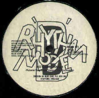 """RHYTHM MODE D RARE OG '88 MIX 12"""" SO DAMN TOUGH ELECTRO"""