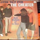 BOB KUBAN &t IN-MEN ORIG'66 LP LOOK OUT FOR THE CHEATER