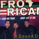 "AFRO-RICAN OG '89 DJ PRO PS 12"" I CAN DO THAT BASS DIFF"