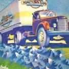 VALDY & HOMETOWN BAND OG'76 LP OOP CANADIAN FOLK