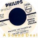 "NEW CONCEPTS Over the Rainbow '68 7"" Doo Wop ASD"