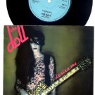 """THE DOLL Desire Me '79 7"""" NEW WAVE SYNTH POP ASD"""