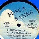 "BOSCA BANKS Jambo Africa Bee-Pop Afro 12"" ASD"
