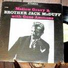 BROTHER JACK MCDUFF Gene Ammons '72 Mellow Gravy LP