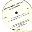 "GHETTO STREET FIGHTERS '97 12"" TOP AUTHORITY RANDOM RAP"