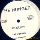 "HUNGER RARE PRIVATE '89 SHOCK 12"" HOUSTON INDUSTRIAL"