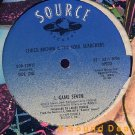 """CHUCK BROWN SOUL SEARCHERS GAME SEVEN FUNKY '79 12"""" GO"""