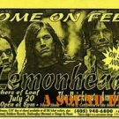 LEMONHEADS ARCHERS OF LOAF ORIGINAL OK HANDBILL POSTER