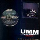 "MOTORBASS OG '94 UMM TRANCE 12"" 1/2 TRANSPHUNK EP +B00K"