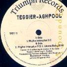 "TESSIER ASHPOOL HTF '93 UK TRIBAL 12"" RHYTHM INTERUPTUS"